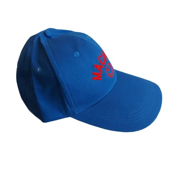 Macher Cap side